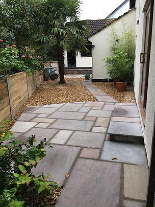 Thornbury patio
