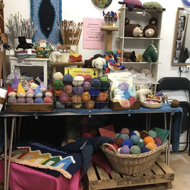 Staithes Arts and Crafts centre