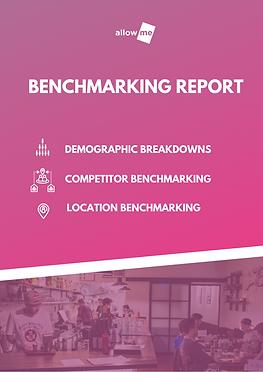 Free benchmarking report