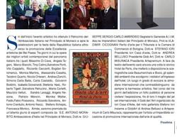 Gala de l'art Montecarlo