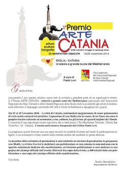Premio arte Catania