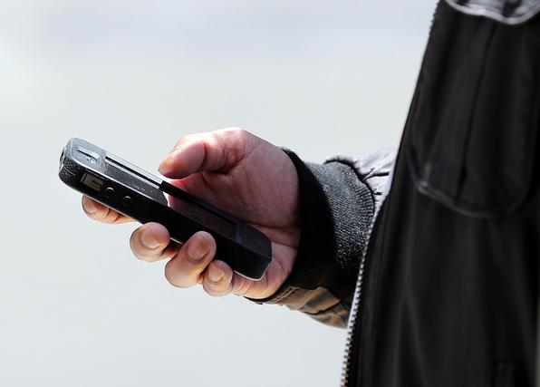 Can Phones Effect Speech Development?