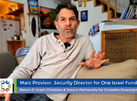 The Israeli Rambo – Marc Provisor and the Secret to Security
