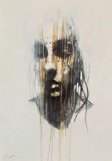 Michelle Eva May 'Swift' drawing (MEM)