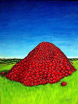 Heart Pile