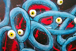 Blue Ghosts (detail)