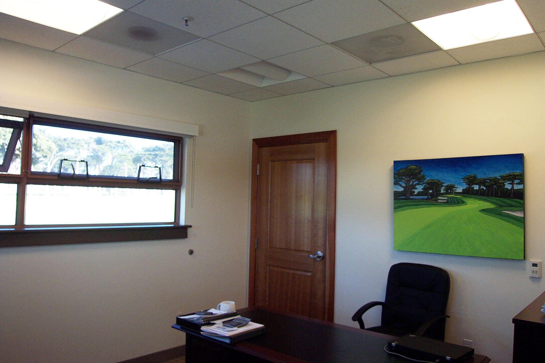 TPC Harding Park Director's Office