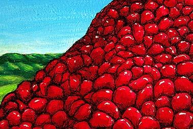 Heart Pile (detail)