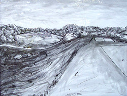 Montauk Downs Hole #12 (study)