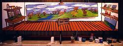 Art of Healing Mural (complete)