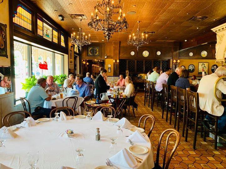 AMAZING lunch at Columbia Restaurant Gro
