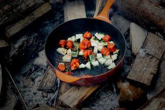 Cozinhar ao ar livre