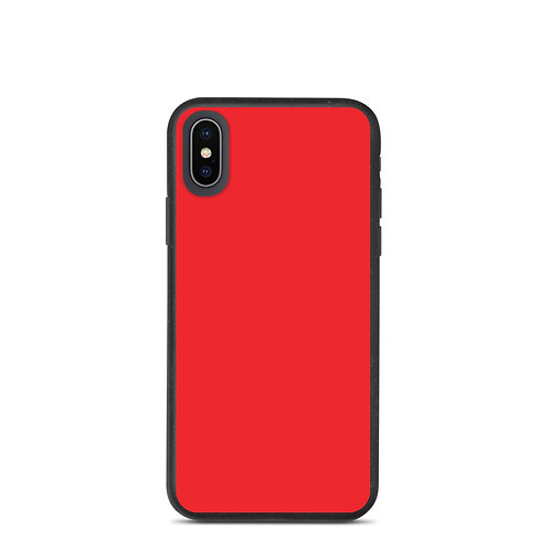 Black and Red Phone Case