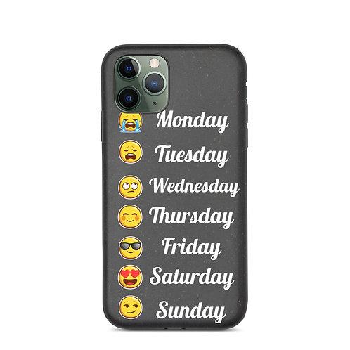 Days of week Phone Case