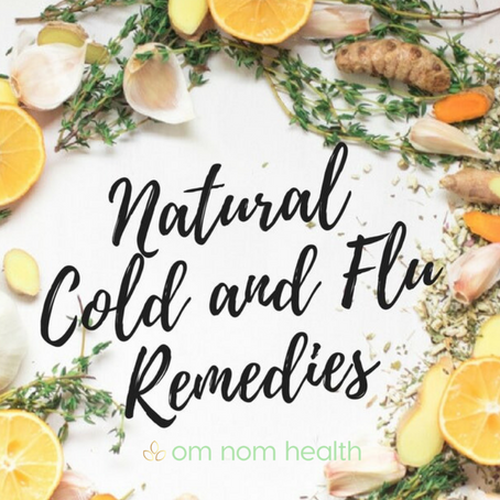 Natural Cold & Flu Remedies