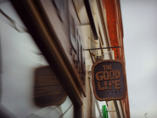 Restaurant Review: The Good Life Eatery!