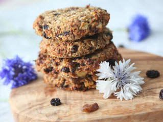 Oat & Sultana Cookies Recipe