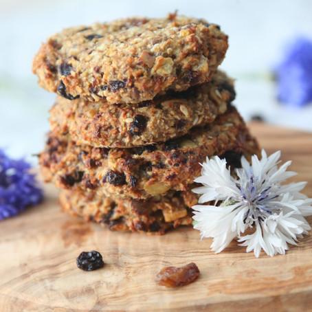 Oat & Sultana Cookies Recipe