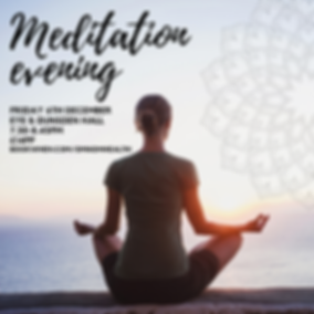 Meditation Event in Reading Berkshire
