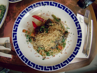 Restaurant Review: Barcelona's Flax & Kale