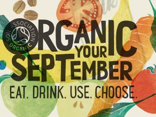 Go Organic this September!