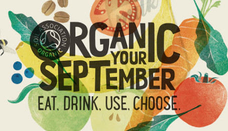 Try organic this September