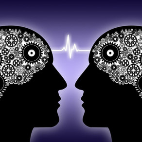 The biggest obstacle to a good conversation? The conversation going on inside our own head...
