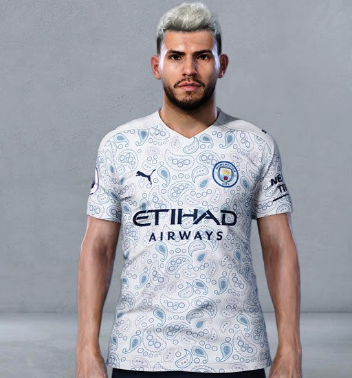Manchester City third kit Premier League 2020/2021