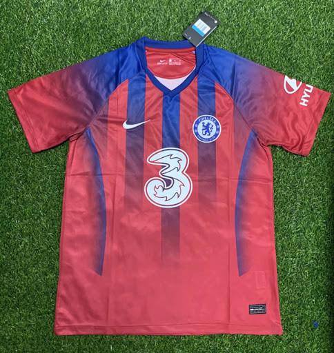 Chelsea third kit Premier League 2020/2021