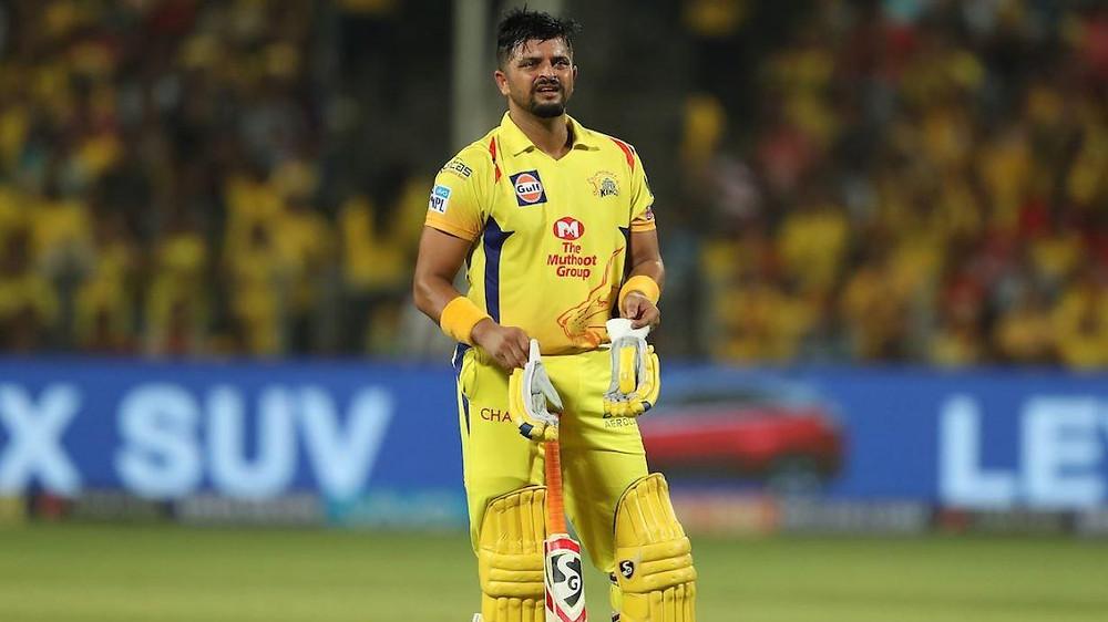 Suresh Raina Chennai Super Kings IPL
