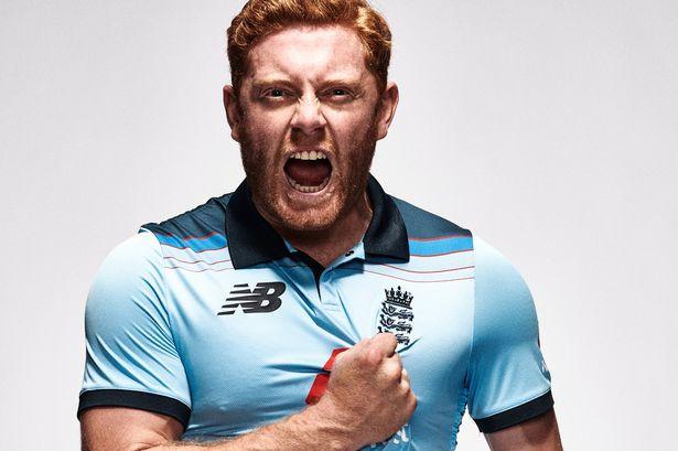 Jonny Bairstow England cricketer