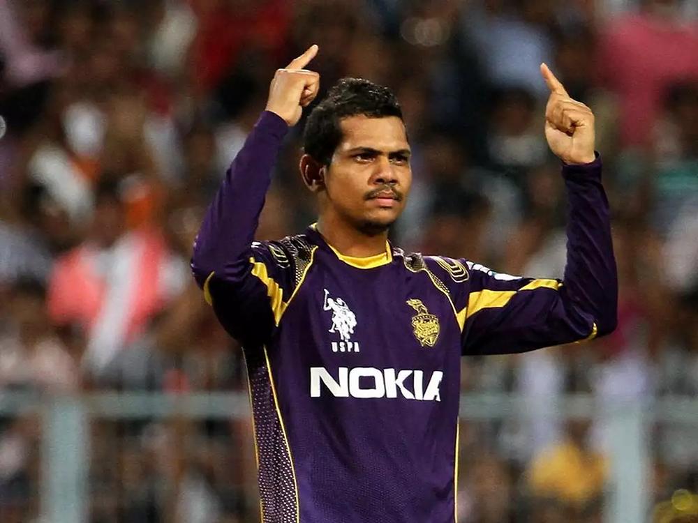 Sunil Narine Kolkata Knight Riders IPL