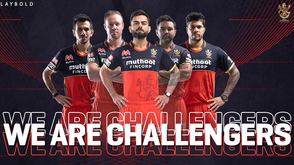 Royal Challengers Bangalore IPL Kit 2020