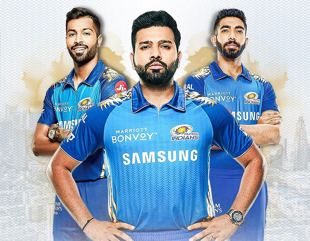Mumbai Indians IPL Kit 2020