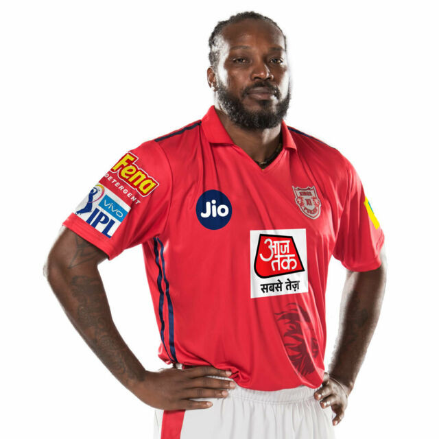 Kings XI Punjab IPL Kit 2020