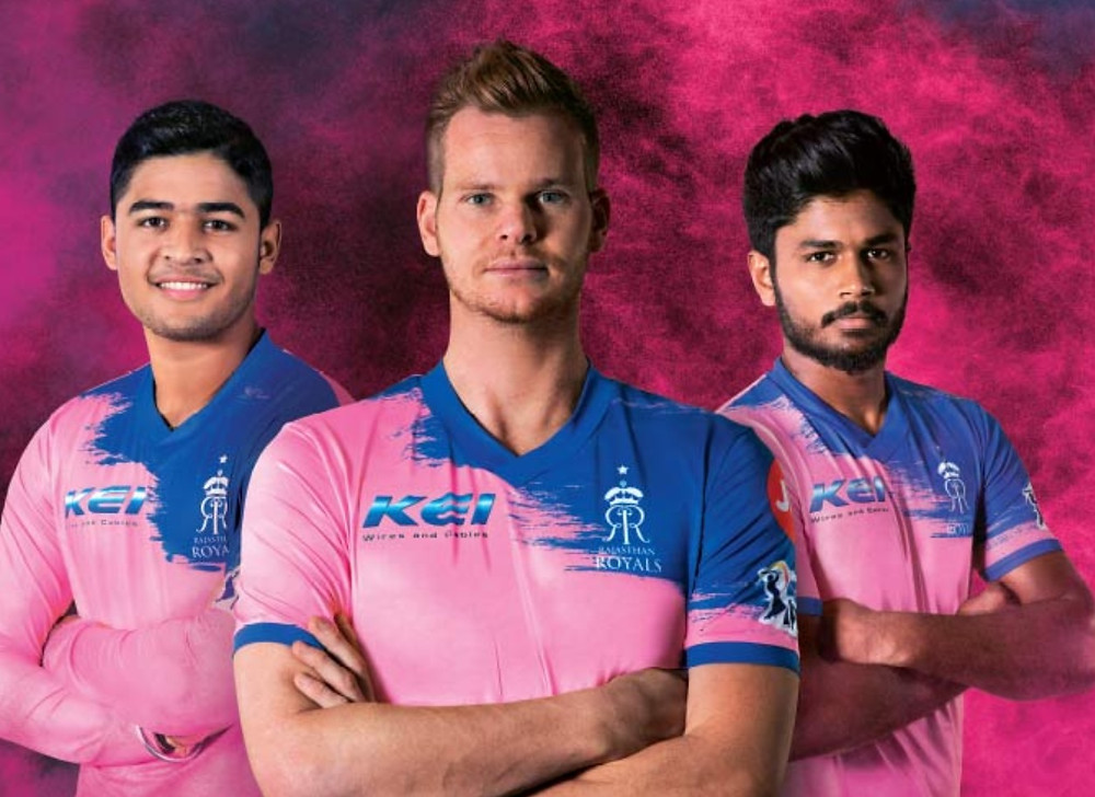 Rajasthan Royals IPL Kit 2020