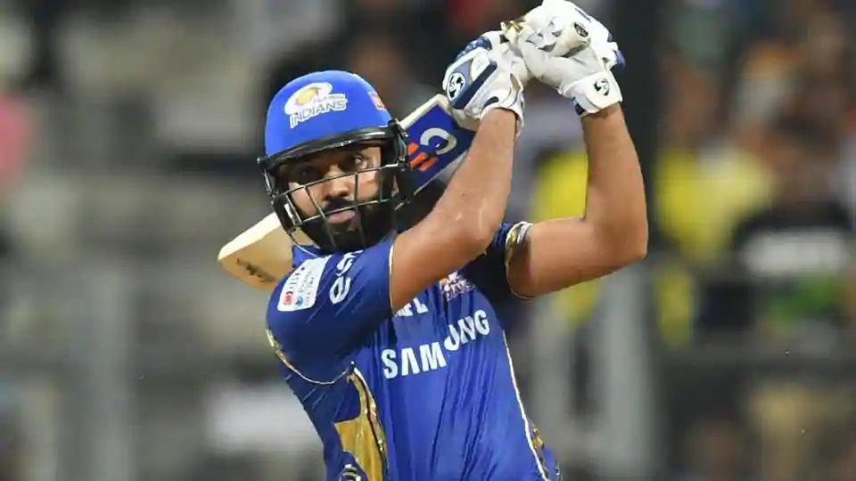 Rohit Sharma Mumbai Indians IPL