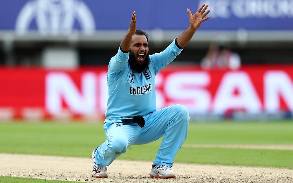 Adil Rashid England cricketer