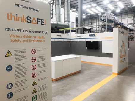 GKN Safety Corner, Production and Installation