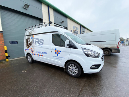 Vehicle Wrap for TRS