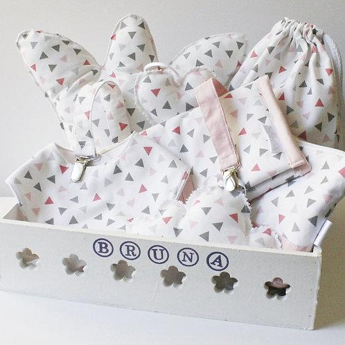 Canastilla bebé personalizada