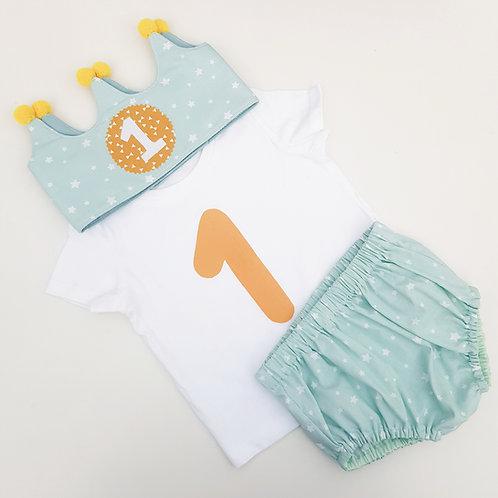 Pack Corona - camiseta - cubrepañal