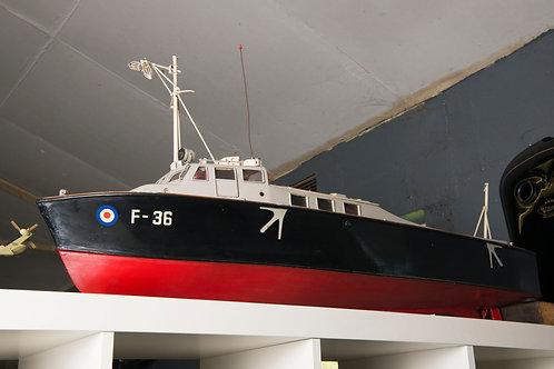 Model Boat F-36