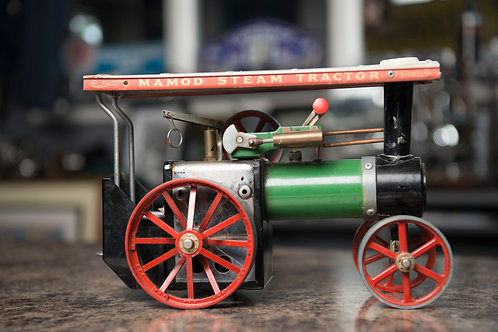 Mamod Steam Tractor (1)