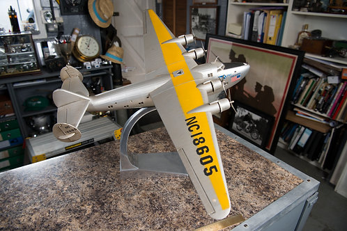 "Model Aeroplane - ""Dixie Clipper"""