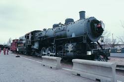 Williams Train Station