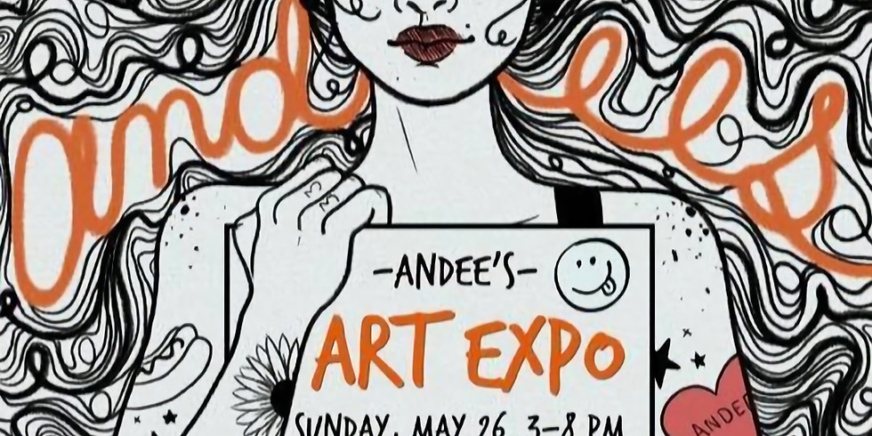 Andee's 3rd Art Expo