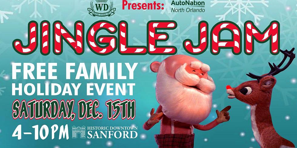2nd Annual Sanford Jingle Jam