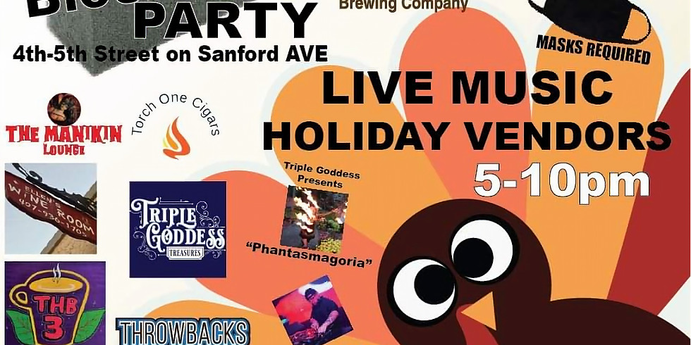 Sanford Ave Block Party