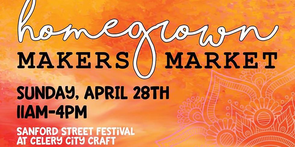 Homegrown Makers Market-Sanford
